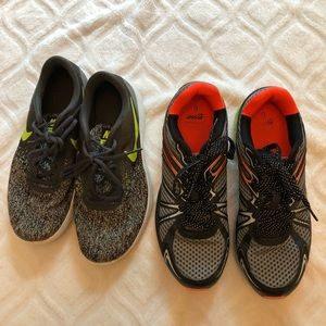 Nike And Avia Men's Size 9 Shoes